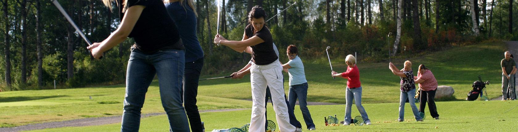 Aloita Golf - kurssit