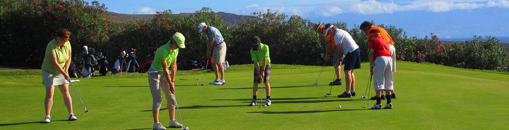 Golfmatkat